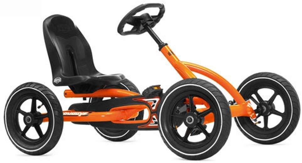 berg buddy orange, el mejor kart a pedales