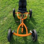 Comprar kart a pedlaes buddy orange