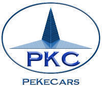 Coches a pedales Pekecars